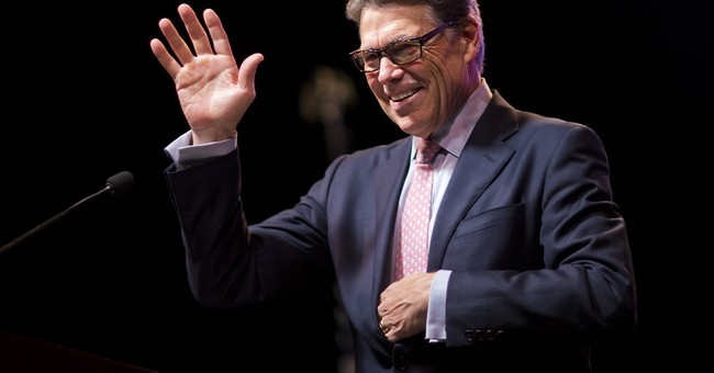Trump Chooses Rick Perry For Secretary of Energy