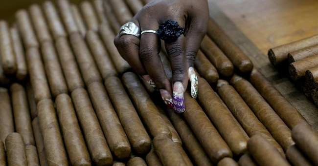 Cuban Cigars and Other Forbidden Fruit