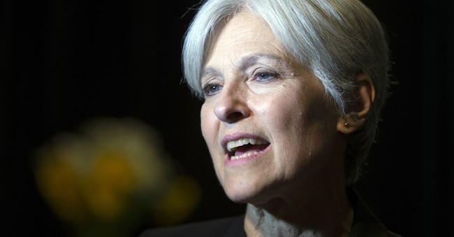 "Jill Stein Raises $5 Million...And Says She Can't ""Guarantee"" A Recount"