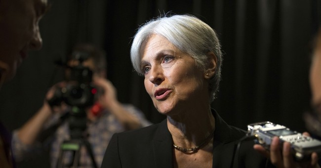 Oh My: Jill Stein Is Filing Recount Requests In Pennsylvania, Michigan, and Wisconsin