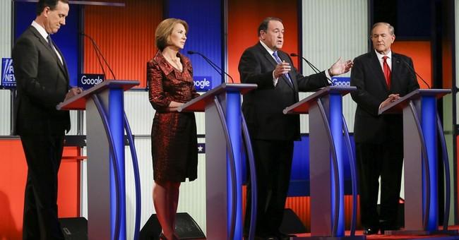 No More Trophies in POTUS Debates