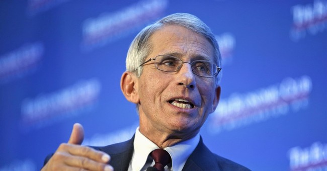 Dr. Fauci Fingers the Fuse That Fed Italy's Flare-Up: Chinese Tourism