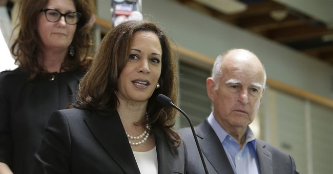 Dems Love Kamala Harris - Eric Holder in a Skirt