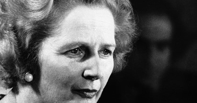 Margaret Thatcher's Amazing Prophetic Warning For The EU