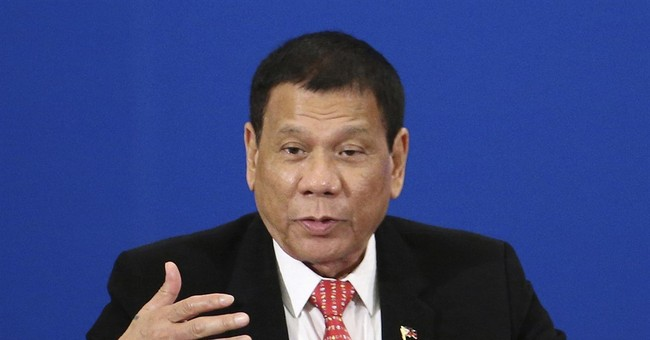 Dump Duterte -- for Starters