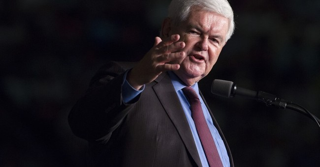 Gingrich: The CBO Is 'Corrupt' And Should be Abolished