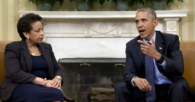 Obama Endorses Hillary, Immediately Meets With Attorney General Loretta Lynch