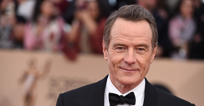 Actor Bryan Cranston Has a Few Choice Words for Anyone Wishing for Trump's Failure