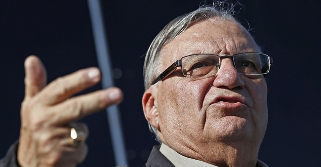 Criminal Prosecutors Slap Joe Arpaio with Contempt of Court