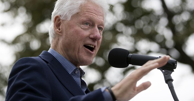Trump Trades Jabs With Bill Clinton After He Questions His Intelligence