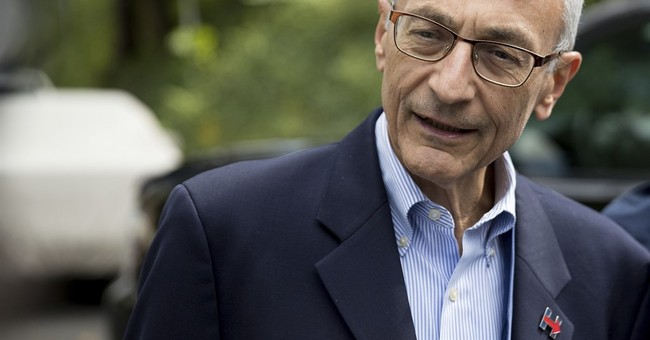 Podesta rips 'whack job' Trump after being targeted in tweet