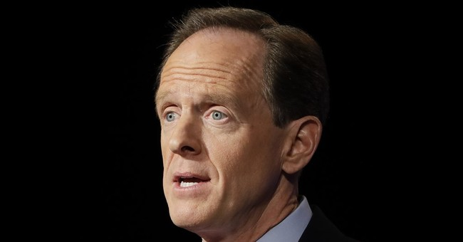 Sen. Toomey Explains GOP's Unpreparedness in Repealing Obamacare: 'Didn't Expect Donald Trump to Win'