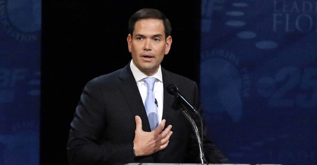 Audio: Rubio Warns Floridians to Prepare for Irma by Friday Evening, Signals Openness to DACA Deal