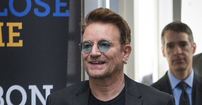 Why Bono 'Appreciates' Vice President Pence
