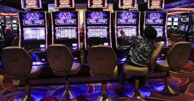 casino woman shown $43m jackpot actually owed $2.25
