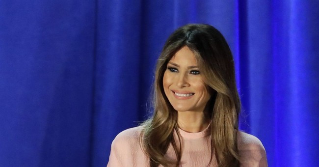 AP Report: Melania Worked Illegally When She First Came to America