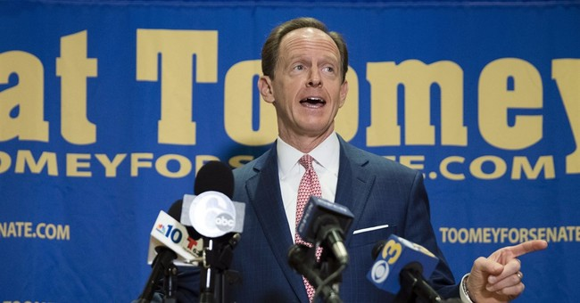 Pennsylvania Senator Pat Toomey Calls for President Trump's Resignation in Wake of Violent Riots