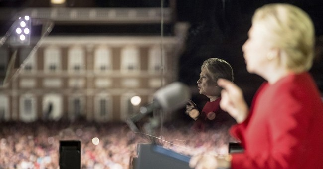 Watch Live: Clinton Gives Election Night Speech