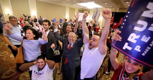America Reveals Strong and Growing Republican Party