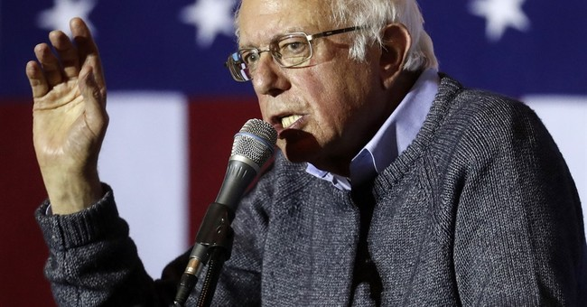 Bernie Sanders New Outreach Chair for Senate Democrats