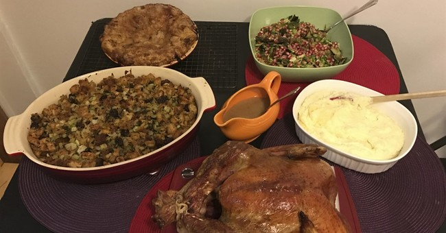 You Should Celebrate Thanksgiving With Your Family