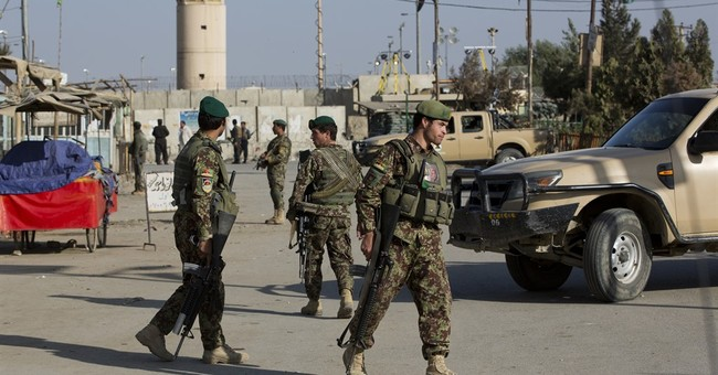 Suicide Bomber Kills Four Americans in Afghanistan