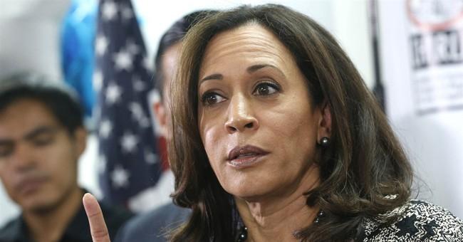 Sen. Kamala Harris Says Trump's SCOTUS Pick Will Mean 'Destruction of the Constitution'