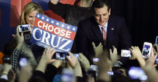Cruz Clinches Sweet Win In Iowa, 'Tonight Is A Victory For The Grassroots'