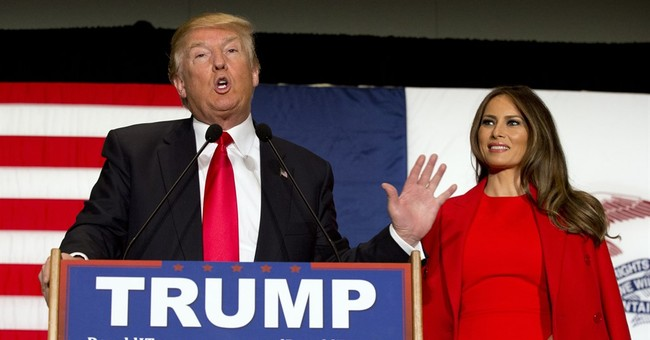 Is Team Trump Finally Worried About Women Voters?