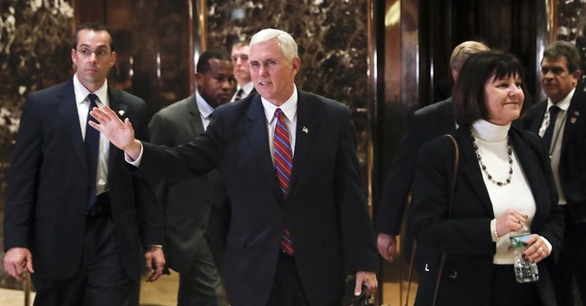 Pence Drops Lobbyists From Trump Transition Team