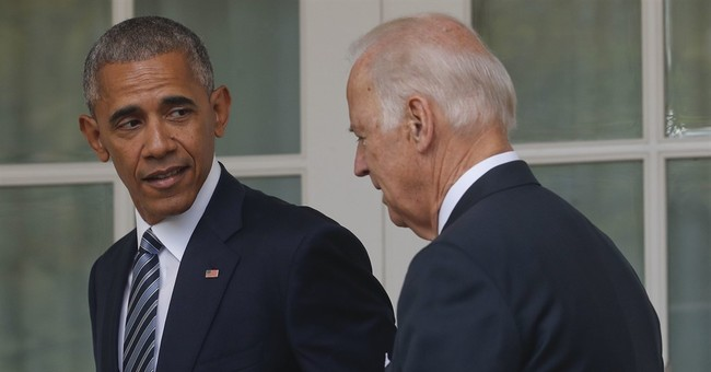 'Re-elect Obama, Vote Biden' and More 2020 'Strategery'
