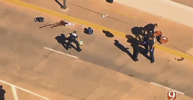 Police Say Shooting At Oklahoma City Airport Was 'Premeditated'