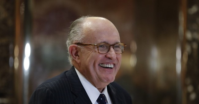 Giuliani Says Trump Didn't Forget About Him