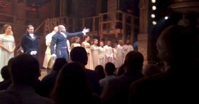 'Hamilton,' Trump and Diversity