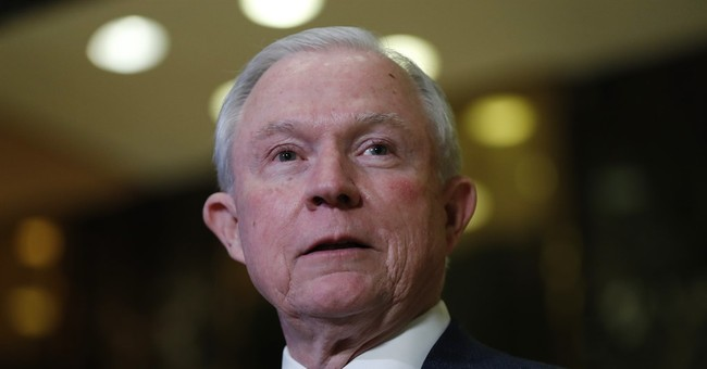 With Sessions, a Chance to Restore Justice at Justice