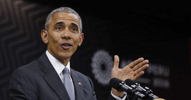 Seriously: Obama Brags About His Scandal-Free Administration