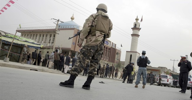 The Islamic State's Afghan Intrigues