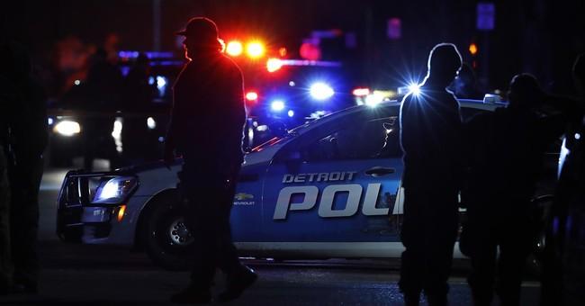 University Police Officer Shot In Detroit