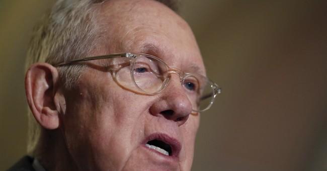 Memo to Senate Republicans: Don't Model Yourselves After Harry Reid