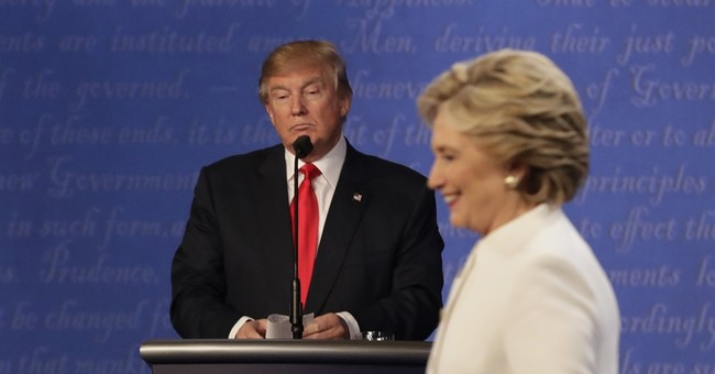 Trump's Decision to Give Hillary Clinton a Pass Isn't Going Over Well