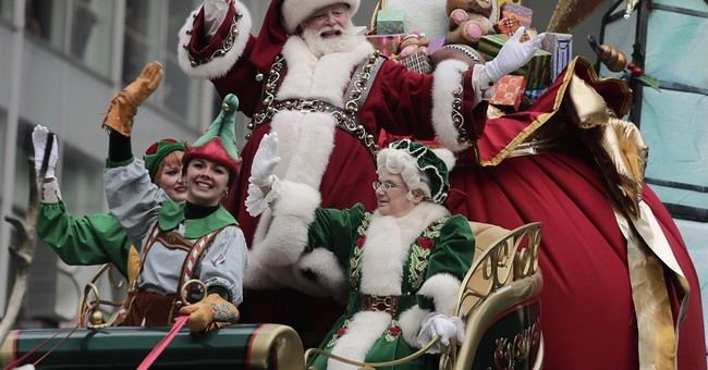 Will Santa Fly With Gov't in Shutdown Mode?