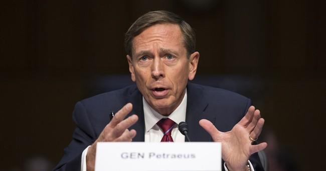 Trump Meeting With David Petraeus