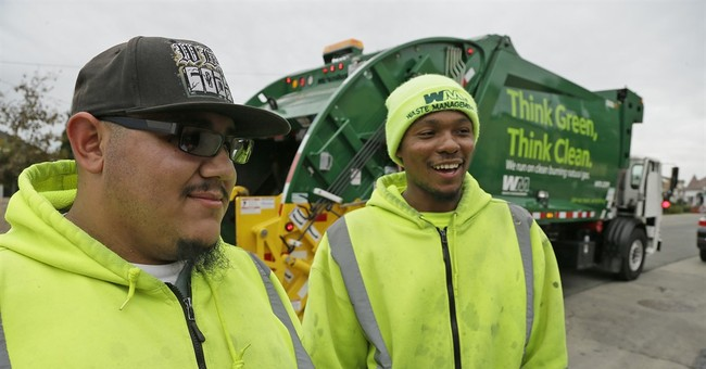 Tax Cuts for 'the Rich' Now Include Walmart and Waste Management Wage-Earners