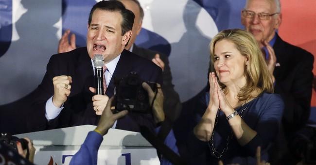 Iowa Chooses Ted Cruz!