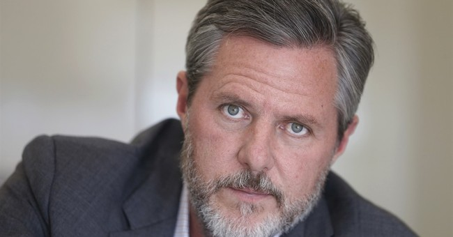 The Lesson Behind Falwell's Fall
