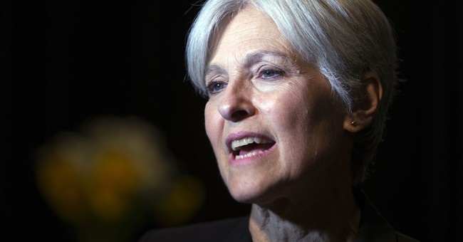 Jill Stein Nixes Statewide Recount Effort In Pennsylvania