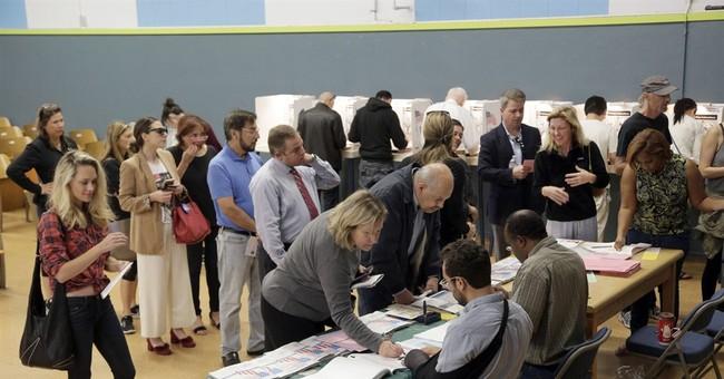 Oh, Look–More Illegal Aliens On Virginia Voter Rolls