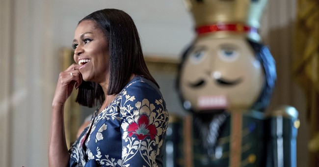 Michelle Obama Shuts Down Speculation She's Considering a POTUS Run
