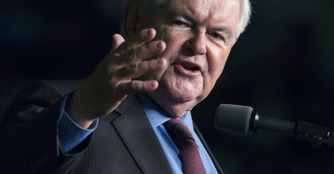 Who's Ready For White House Press Secretary...Newt Gingrich?