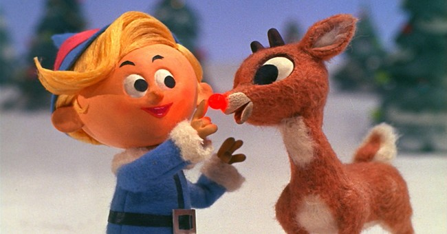 The PC-Police Have Found Their New Target: 'Rudolph the Red-Nosed Reindeer'